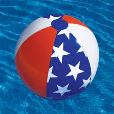 July 4 beachball